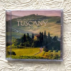 3/$25☀️ sale. Tuscany CD: orchestral recordings